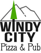 Windy city pizza logo