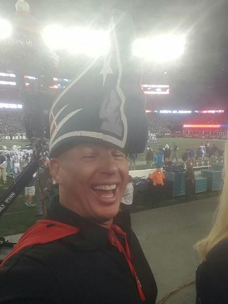 Greg at game