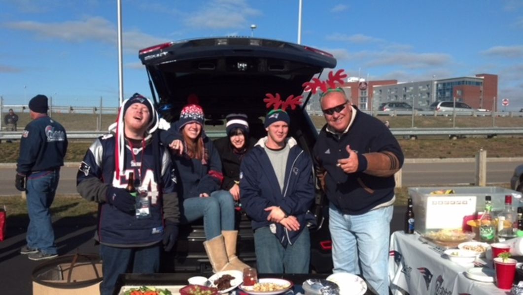 Cold tailgates