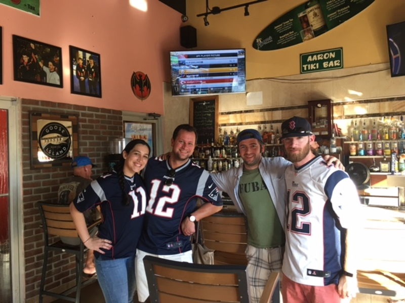 Pats beat dolphins 1