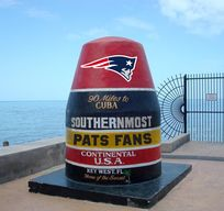 Southernmost pats fans