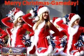 Christmas gameday