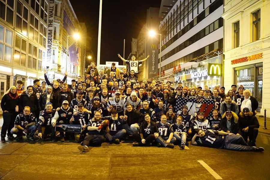 Sb party 2018 berlin